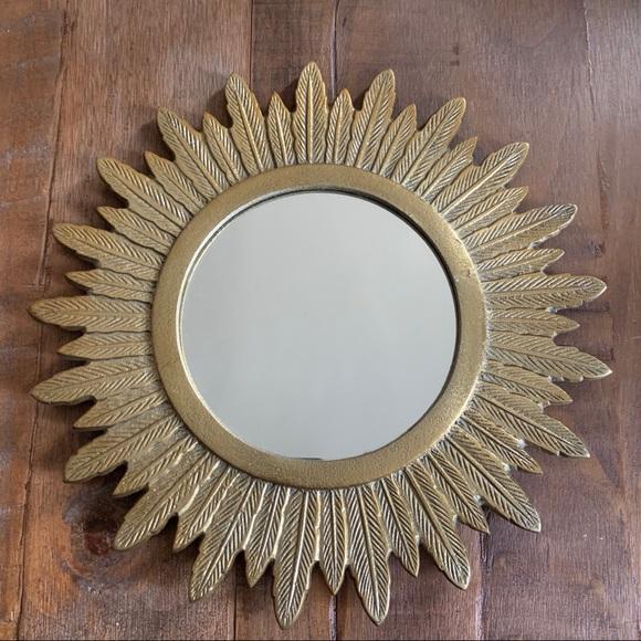 Hp Home Round Mirror Nwt